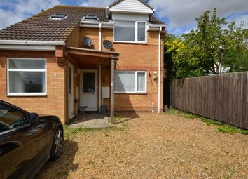 Thumbnail 1 bed flat to rent in Green Road, Eye, Peterborough