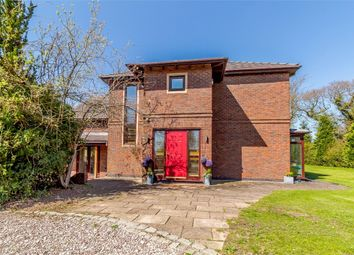 Thumbnail 5 bed detached house for sale in School Lane, Higher Whitley, Warrington, Cheshire