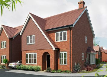 """Thumbnail 4 bed detached house for sale in """"The Aspen"""" at Maddoxford Lane, Botley, Southampton"""