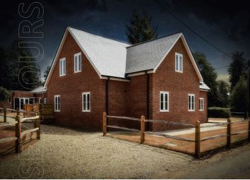 Thumbnail 4 bed detached house for sale in Mill Lane, Forest Green, Dorking