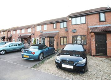 Thumbnail 2 bed terraced house for sale in Owen Close, Marston Moretaine, Bedford