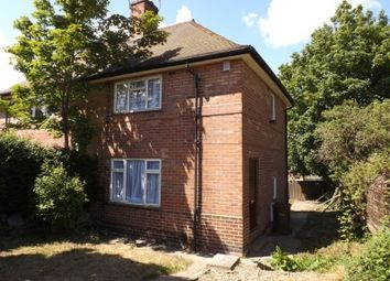 Thumbnail 2 bed semi-detached house to rent in 231, Leybourne Drive, Bestwood Park