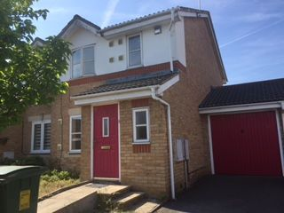 Thumbnail 3 bed semi-detached house to rent in Waldstock Road, Thamesmead