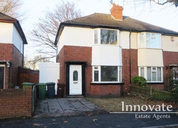 Thumbnail 3 bed semi-detached house for sale in George Street, Ettingshall, Wolverhampton