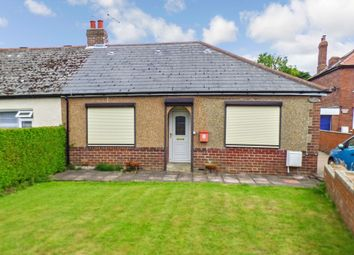 Thumbnail 3 bed bungalow for sale in Grangemoor Road, Widdrington, Morpeth
