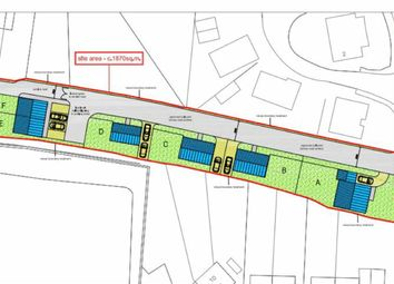 Thumbnail Land for sale in Church Road, Longton, Stoke-On-Trent