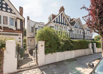 Thumbnail 3 bedroom flat to rent in Kidderpore Avenue, Hampstead, London