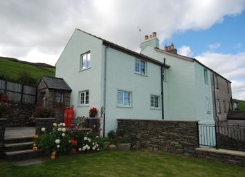 Thumbnail 3 bed semi-detached house for sale in Gawthwaite, Cumbria