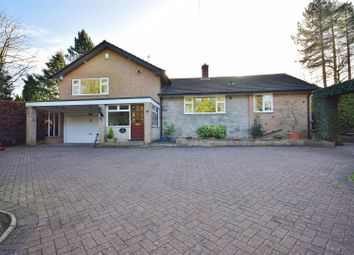 Thumbnail 3 bed detached house for sale in Church Drive, Ravenshead, Nottingham