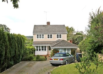 Thumbnail 4 bed detached house for sale in Hillary Road, Farnham, Surrey