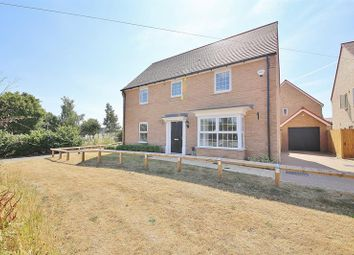 Thumbnail 4 bed detached house for sale in Broadstone Road, Stanford-Le-Hope