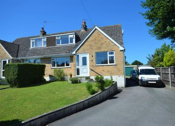 Thumbnail 3 bed semi-detached house for sale in Hardy Close, Marnhull, Sturminster Newton