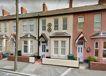 Thumbnail 2 bed terraced house for sale in Cyril Street, Newport