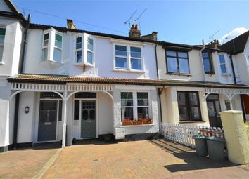 Thumbnail 4 bed terraced house for sale in Woodfield Road, Leigh-On-Sea, Essex