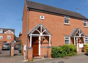 Thumbnail 1 bed maisonette for sale in Queen Street, Astwood Bank, Redditch