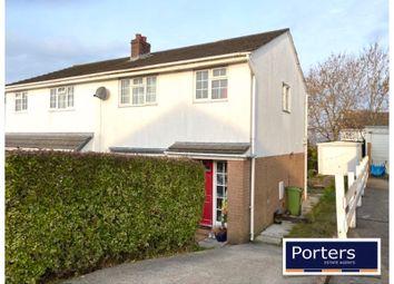 3 bed semi-detached house to rent in Highfields, Brackla, Bridgend CF31