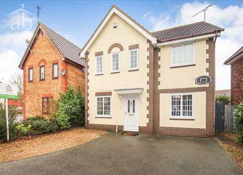 Thumbnail 4 bed detached house for sale in Durrant View, Grange Farm, Kesgrave, Ipswich