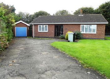 Thumbnail 2 bed detached bungalow for sale in Sea Lane, Sandilands, Lincs.