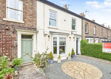 Thumbnail 5 bed terraced house for sale in South Parade, Northallerton, North Yorkshire