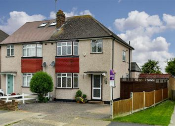 Thumbnail 3 bed semi-detached house for sale in Gadesden Road, Epsom, Surrey