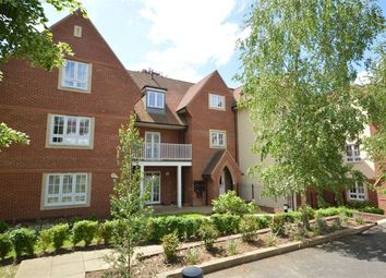 Thumbnail 2 bed flat to rent in Elvaston Court, Rectory Avenue