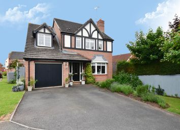 4 bed detached house for sale in Tay Avenue, Worcester WR5