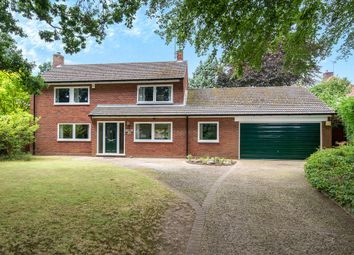 Thumbnail 4 bedroom detached house for sale in Bircham Road, Reepham, Norwich