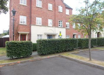 Thumbnail 2 bed flat for sale in Burlington Place, Shrewsbury