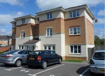 Thumbnail 2 bed flat to rent in Clos Springfield, Talbot Green, Pontyclun