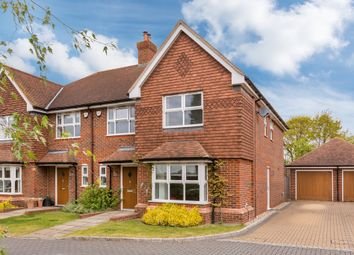 Thumbnail 4 bedroom semi-detached house for sale in Gainsford Place, Oxted