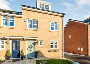 3 bed end terrace house for sale in Gable Court, Thornaby, Stockton-On-Tees TS17