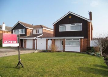 Thumbnail 3 bed detached house for sale in Harington Road, Formby, Liverpool