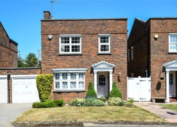 Thumbnail 3 bed detached house for sale in Gateway Close, Northwood, Middlesex