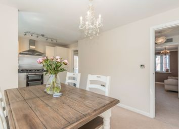 Thumbnail 3 bedroom detached house for sale in Edward Close, Pudsey
