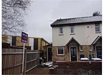 Thumbnail 2 bed end terrace house for sale in Knights Road, Braintree