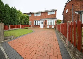Thumbnail 3 bed semi-detached house for sale in Kirkstile Crescent, Winstanley, Wigan