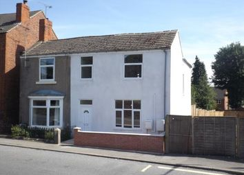 Thumbnail 4 bed semi-detached house for sale in Pilsley Road, Danesmoor, Chesterfield, Derbyshire