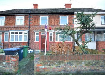 Thumbnail 3 bed terraced house to rent in Carlyon Road, Wembley, Middlesex