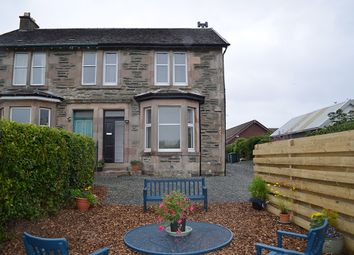 Thumbnail 3 bed semi-detached house for sale in Queen Street, Dunoon, Argyll And Bute