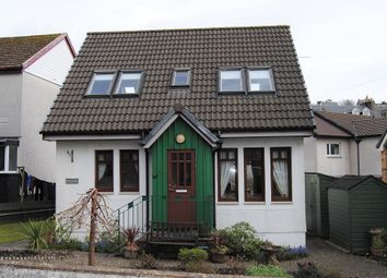 Thumbnail 3 bed detached house for sale in Dalrigh, Dunollie Road, Oban