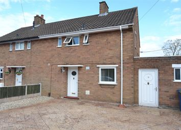Thumbnail 2 bed terraced house for sale in Steadman Crescent, Stafford