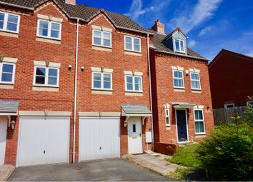 Thumbnail 3 bed end terrace house for sale in Churchward Drive, Lawley