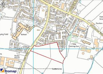 Thumbnail Land for sale in York Road, Easingwold