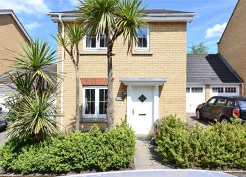 Thumbnail 3 bed detached house for sale in Barkway Drive, Locksbottom, Kent