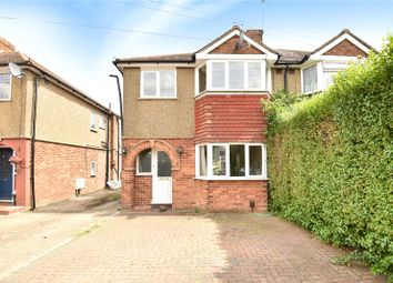 Thumbnail 3 bed semi-detached house for sale in Queens Walk, South Ruislip, Middlesex