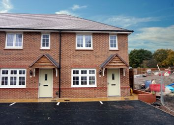 Thumbnail 3 bed end terrace house for sale in 1 Barton Close, Tamworth