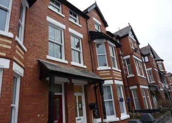 Thumbnail 1 bed flat to rent in Greenfield Road, Colwyn Bay
