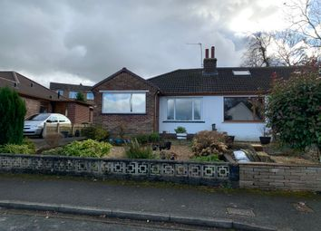 Thumbnail 2 bed bungalow to rent in Lime Avenue, Holmfirth