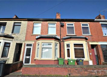 3 bed terraced house for sale in Gelligaer Street, Cathays, Cardiff CF24