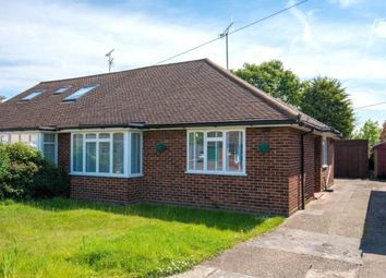 Thumbnail 2 bed bungalow for sale in Lilian Crescent, Hutton, Brentwood, Essex